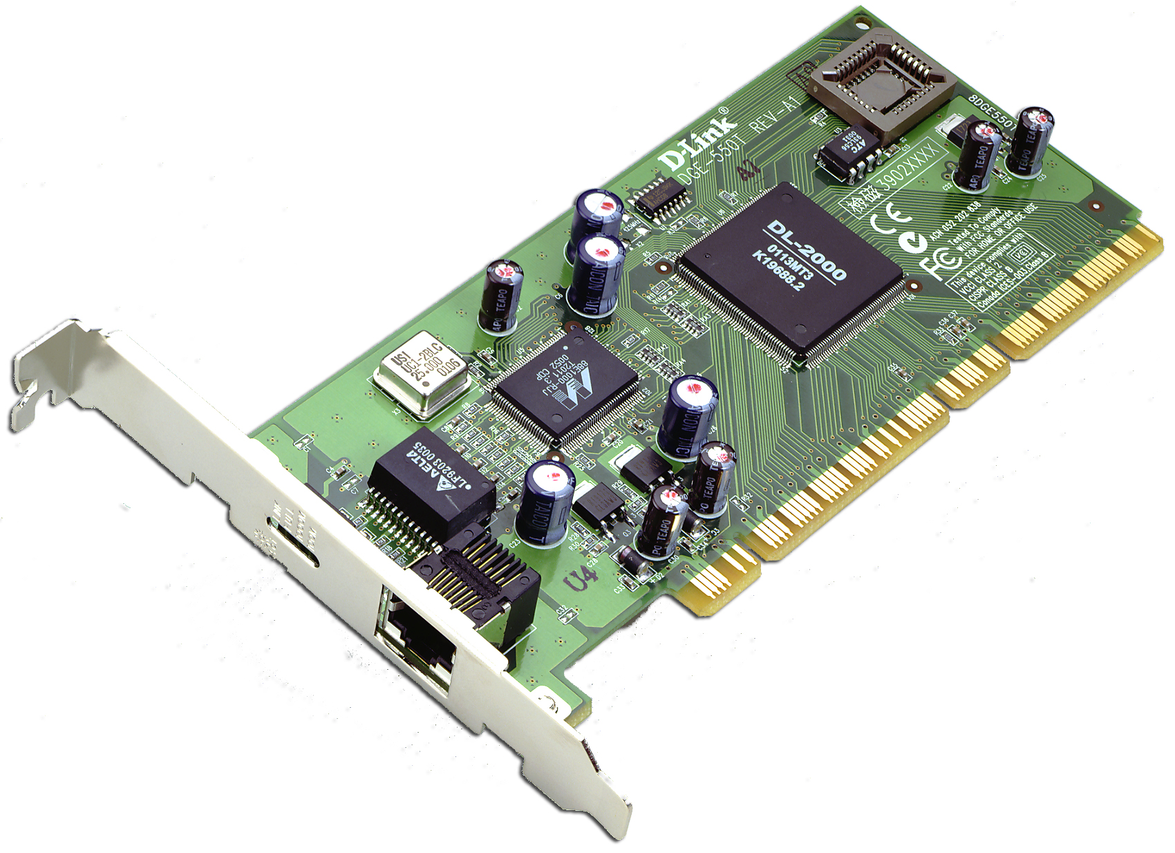 Drivers and utilities for a network cards D-Link